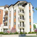 Apartmani Snežnik, Stan br.6 (34,87m2) - Zgrada B